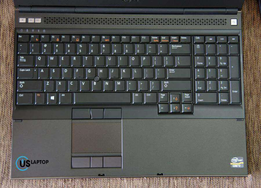 ban phim & touch pad Dell Precision M4700