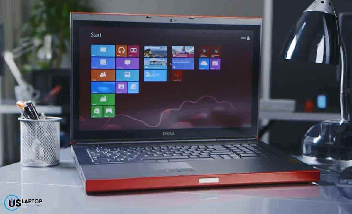 Dell precision M6800 phu hop voi dan do hoa